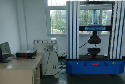 Shearing force test machine